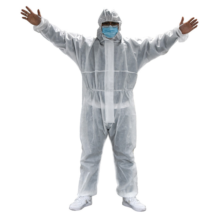 Safety Chemical Industrial Protective Work Wear Equipment Protective Suits Clothing - KingCare | KingCare.net