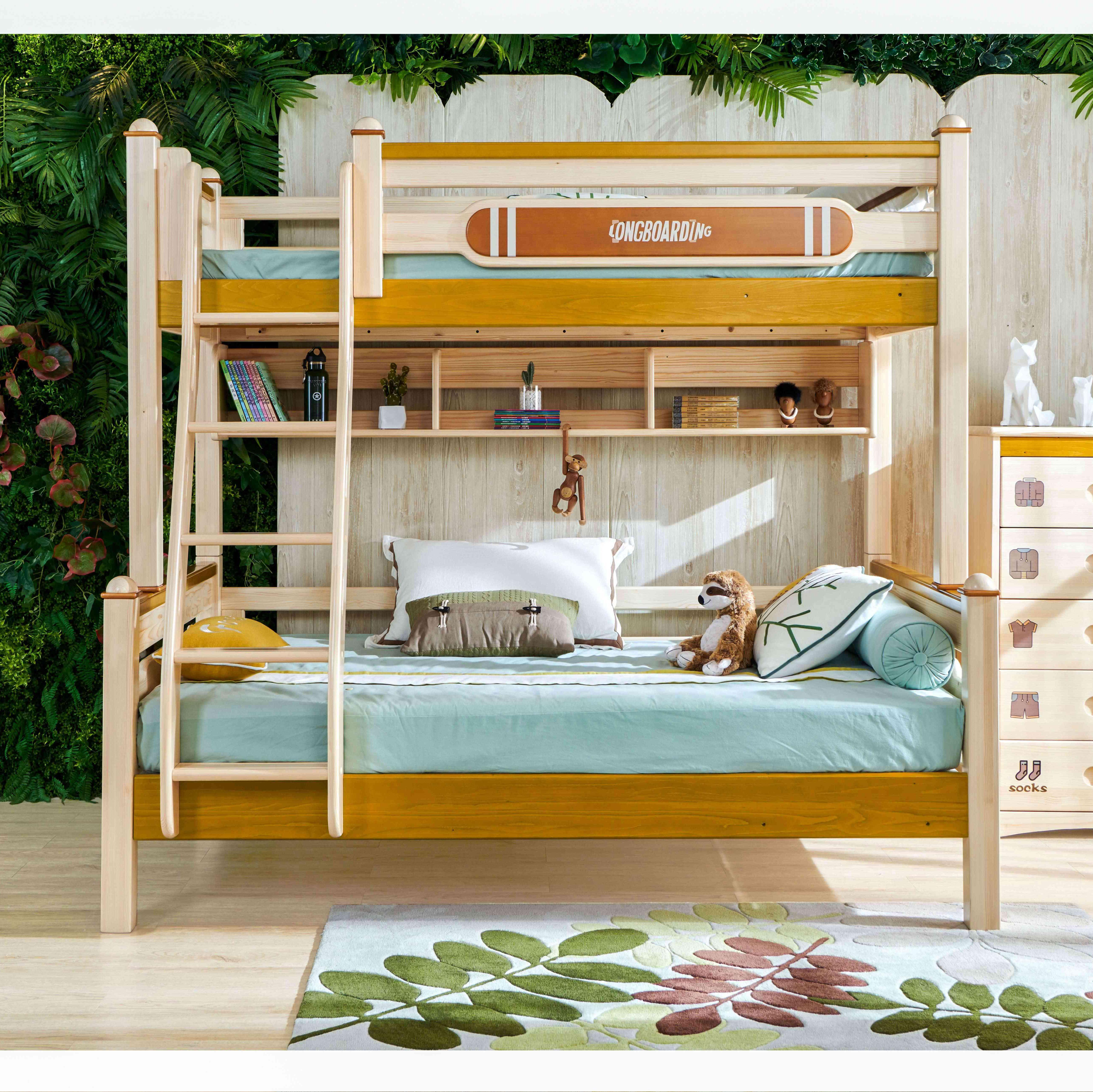 3 bunk bed