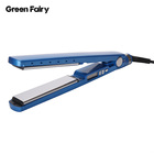 450F planchas de cabello Flat Irons Titanium Plates 2 in 1 Straightening Curling Iron Hair Straightener Customs Flat Iron