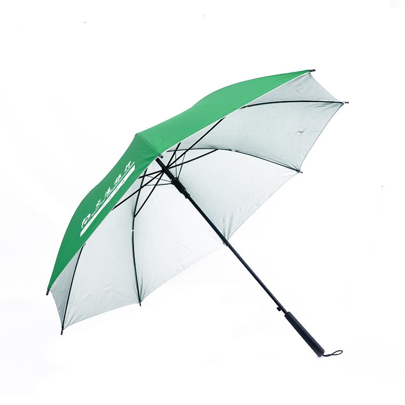Plastic Handle Custom Cheap Promotional Umbrella