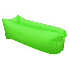 Sofa gonflable D'<span class=keywords><strong>air</strong></span> De Salon/Lit/<span class=keywords><strong>Chaise</strong></span>/Chaises longues Sac de Couchage avec Preuve D'<span class=keywords><strong>eau</strong></span> et Poches Latérales