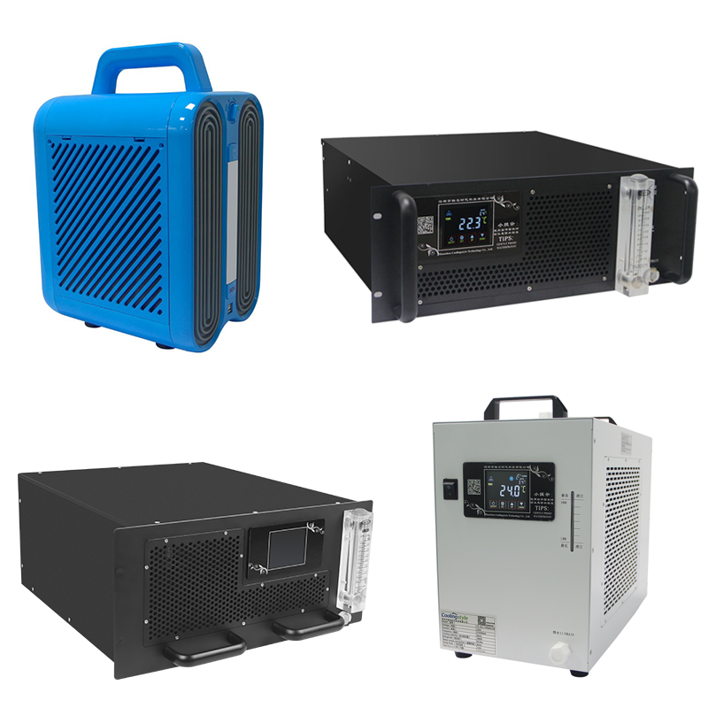 High Cooling Capacity 1175w Rotary Compressor 220
