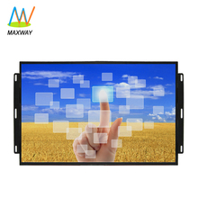 Kiosk touch screen 15 inch <span class=keywords><strong>oem</strong></span> lcd touchscreen capacitieve scherm hd monitor black voor casino