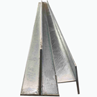 Mill's Price 200 / 6X200 / 6 structural Steel T Bar for Building Material