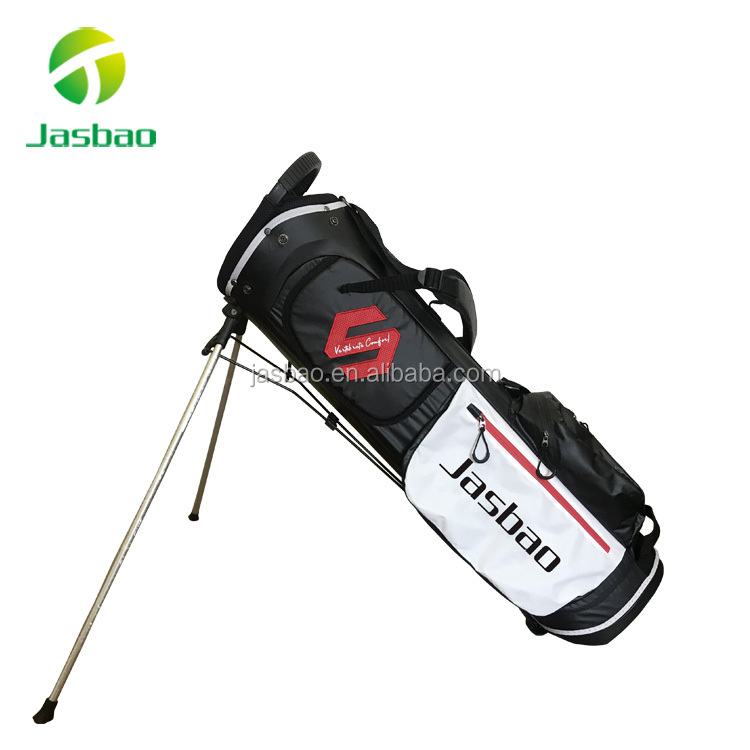 Half-set Golf Stand Bag with Waterproof Material