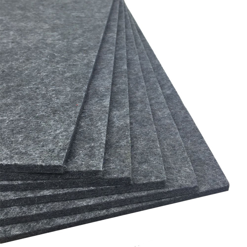 Polyester Sound Absorbing PET Felt Ceiling Acoustic <strong>Panels</strong>
