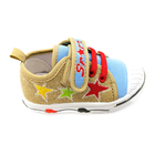 Girl Girls Girl Casual Canvas Shoes Wih Stars Embroidery Pattern