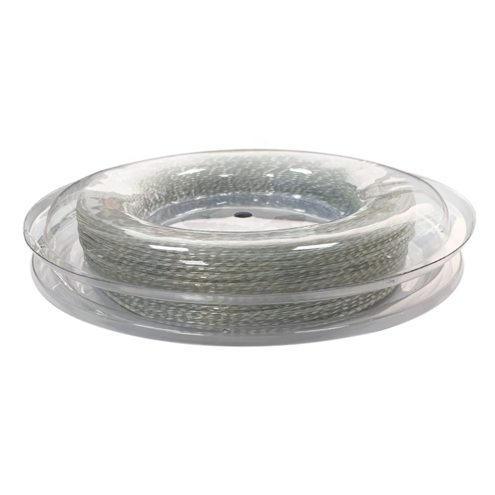 Tennis String Powerful Resilient Tennis Racket Replacement String Soft Tennis  String 200 M / 660 FT Nylon