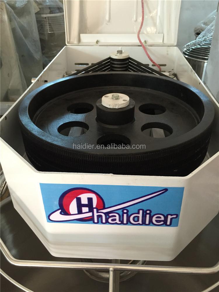 Equipo de panadería comercial masa máquina de amasar 100 kg de masa de pan Mezclador