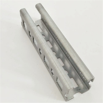 Factory Galvanized Steel or Stainless Steel Unistrut C Shaped Strut Channel