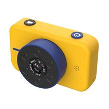 4K Высокое разрешение мини Детская Камера Передняя и задняя двойная камера 50 миллионов пикселей Детская цифровая камера детские игрушки кам...(Китай)