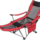 China Factory Wholesale Home and Outdoor Adjustable Used Camping Folding Plastic Chair