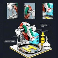 Новые Звездные войны атака клонов Hailfire Droid эксклюзивные фигурки строительные блоки кирпичи Diy игрушки детские подарки Совместимость 75085(Китай)