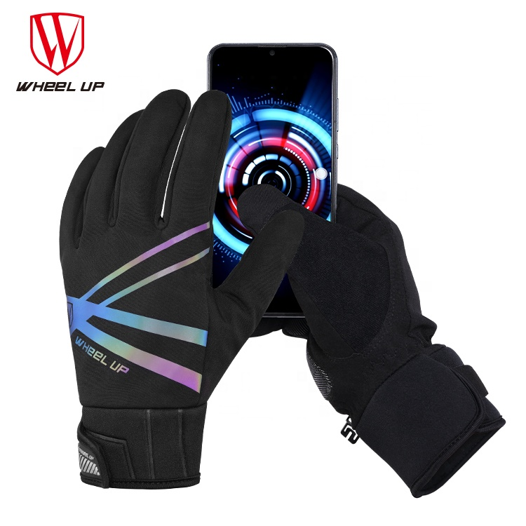 WHEEL UP SBR filling to prevent shake bicycle gloves riding bicycle hand gloves