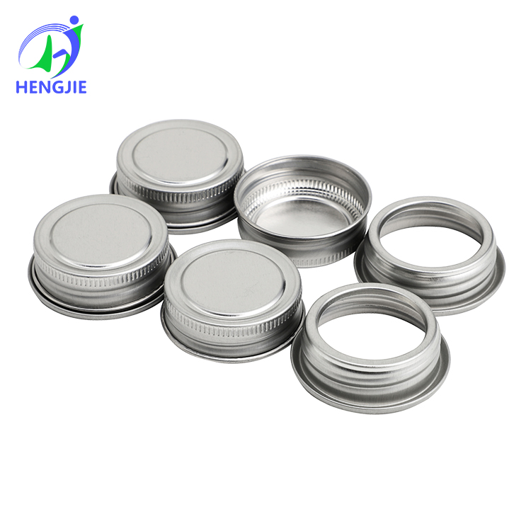 Factory Direct Sales 32mm Tinplate Metal Screw Cap For Packaging Tin Can
