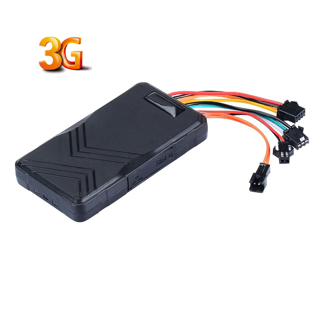3g Auto GPS Tracker Locator 3g WCDMA GSM GPRS Voertuig Tracking Device Waterdicht Realtime Track