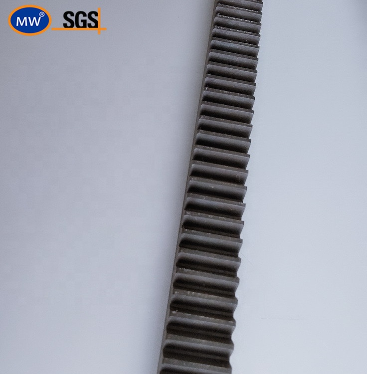 M1 M1.5 M2 M2.5 M3 M4 M5 M6 M8 CNC Steel Gear Rack