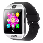 Q18 Bluetooth Smart Watch Touchscreen with Camera Watch Cell Phone with Sim Card Slot Smart Wrist for Android IOS Phone