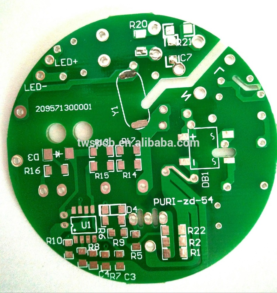 High quality professional pcba manufacture pcb assembly factory for duosat receiver