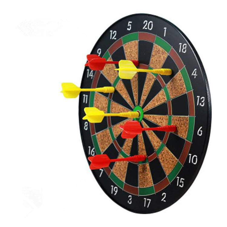 New Style Safety Needle Tip Darts Set for Dartboard Dart Game