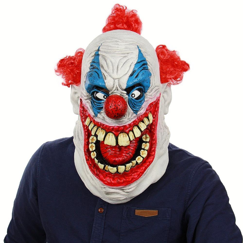 Фотки масок клоунов