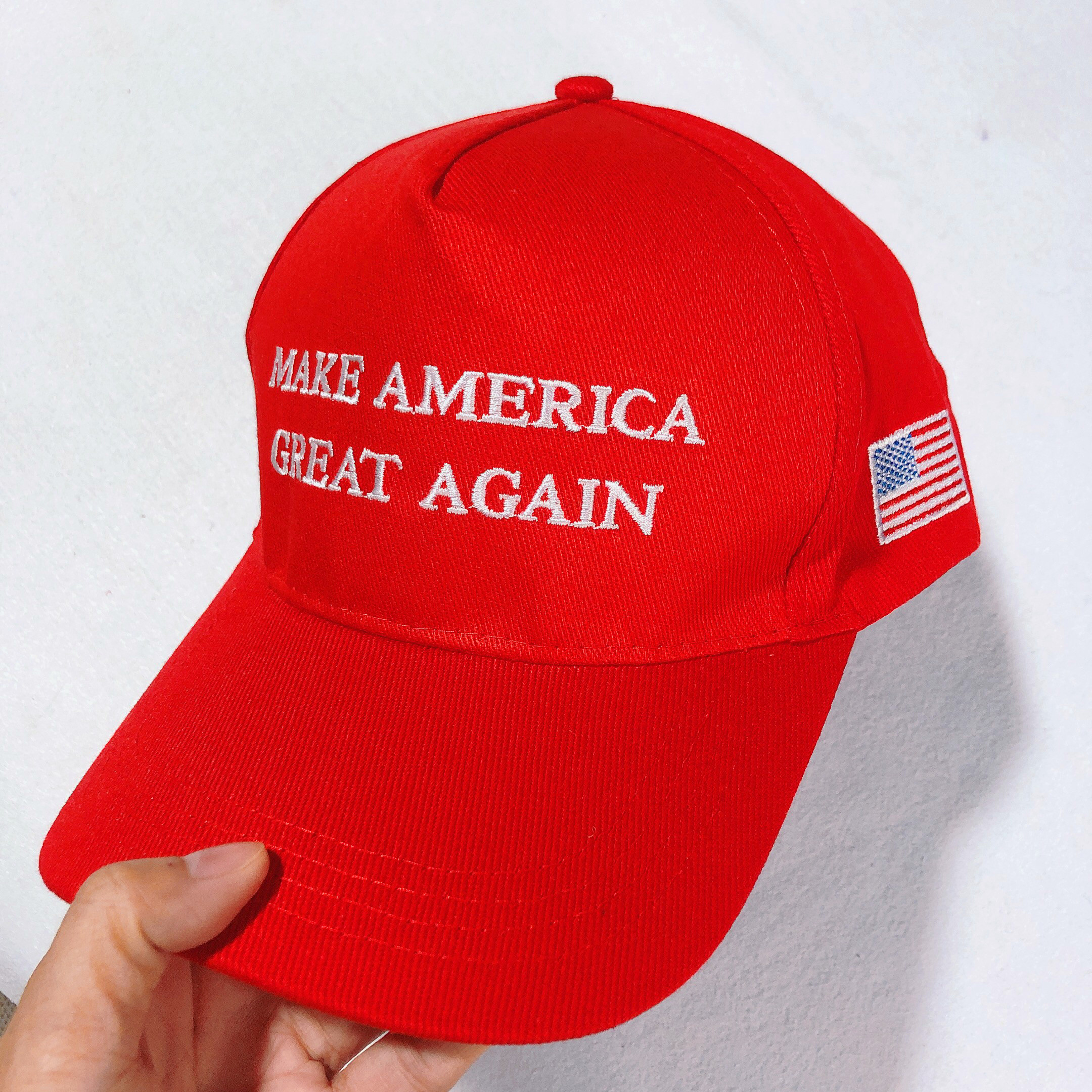 Make America Great Again Hat Red Donald Trump Hat Official MAGA Baseball <strong>Cap</strong>