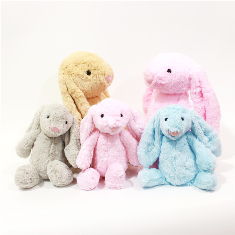 High quality lovely  creative  rabbit plush toy