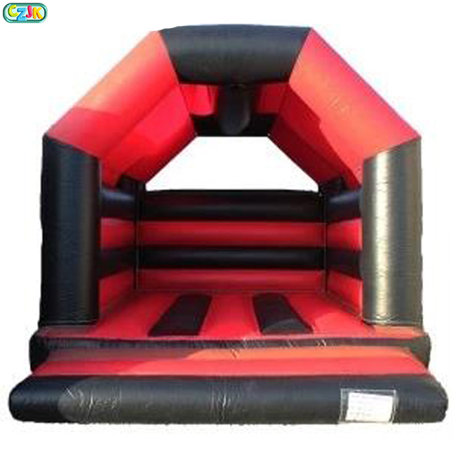 Adulto gonfiabile bouncer ponticello moonwalk trampolino per adulti