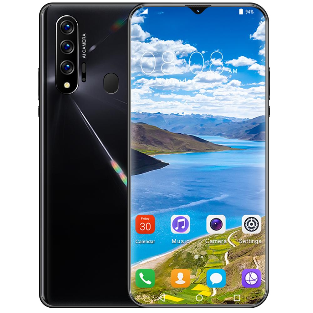 Verpackungs telefon mit Zubehör 2020 Hot Sale Brand128gb Original entsperrtes mobiles Smartphone Kostenlose Probe Handys Mob