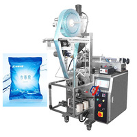 Automatic drinking pure water sachet filling machine price