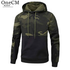 Hoodies Man Custom Logo Men's Soft Pullover Camouflage Sweatshirt Oversized Fleece Winter Hoodies For Man