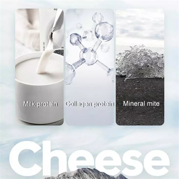 New Product FDA Private Label Mini Anti Mites Acne Treatment Natural Moisturizing Essential Oil Face Cheese Handmade Soap