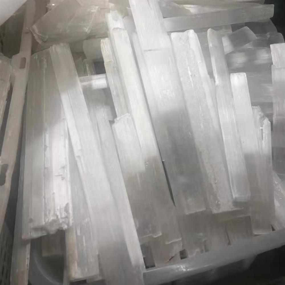 Wholesale Natural Raw Selenite Wands Energy Stone Rough Selenite Sticks
