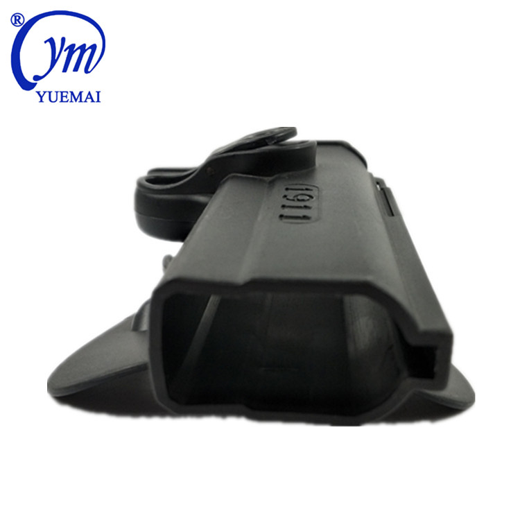Stock Promotion Quick Draw Outdoor Plastic Glock Concealed Belt Clip Police Army Military Tactical Holder Pistol Gun Holster