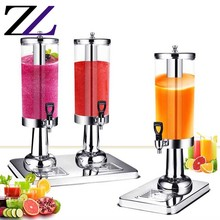 Dining waren sapcentrifuge cool drankautomaat vers fruit dispensers <span class=keywords><strong>6L</strong></span> koude juicer met tap glas mini bier <span class=keywords><strong>dispenser</strong></span>