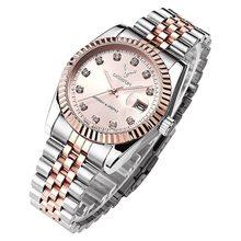 Швейцарские часы oyster perpetual Rolexable datejust MIYOTA, кварцевые мужские и женские часы из нержавеющей стали, классические часы reloj hombre(Китай)