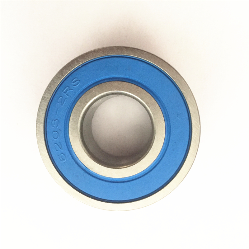 Non-standard deep groove ball bearing 17*40*14mm
