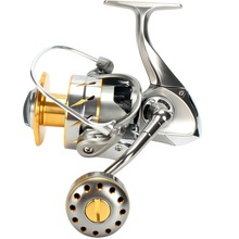 Hot selling 9 + 1BB rvs vissen wiel reel