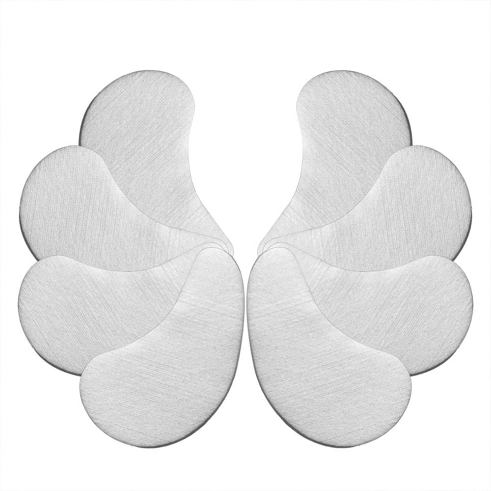 Wholesales cheap Crescent ultra-thin eye mask paper soft and comfortable moisturizing hydrating eye sheet mask