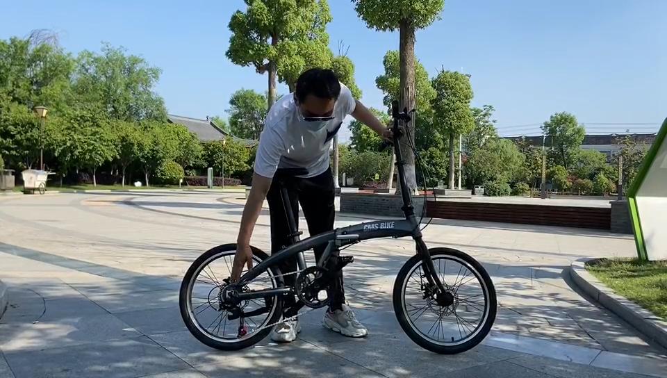 ผู้ใหญ่ที่มีคุณภาพดีอลูมิเนียมพับจักรยานผู้ใหญ่,ขายร้อนเบามินิอลูมิเนียมจักรยานพับ/