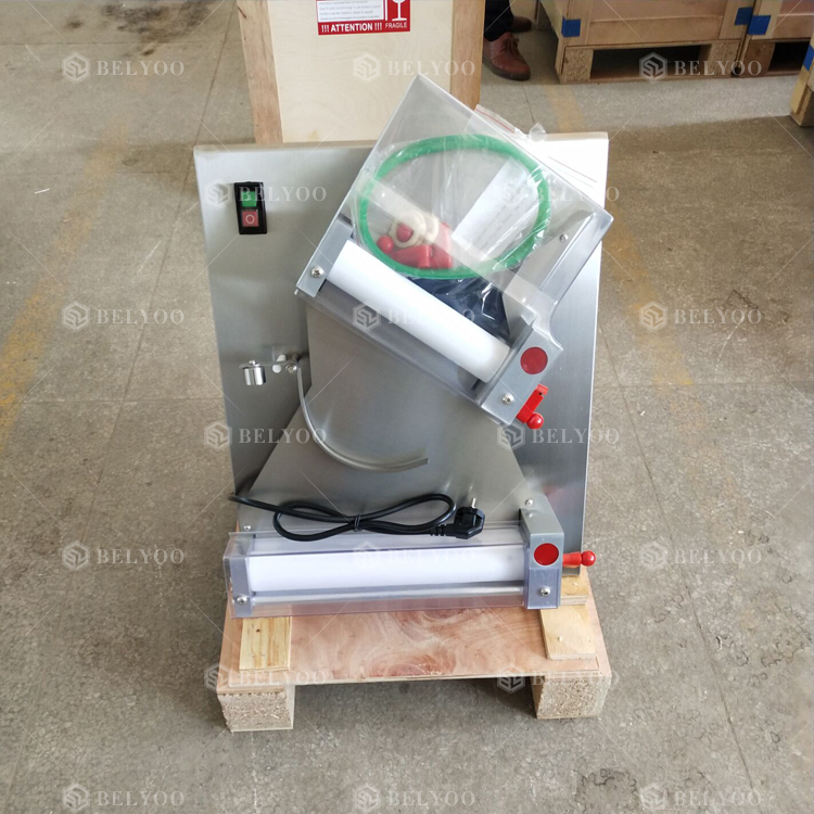 Automatic press dough pizza machine roller factory directly supply