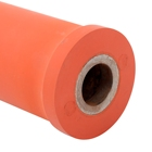 Non-standard shaped silicone Coated rubber Roller from China professional Factory