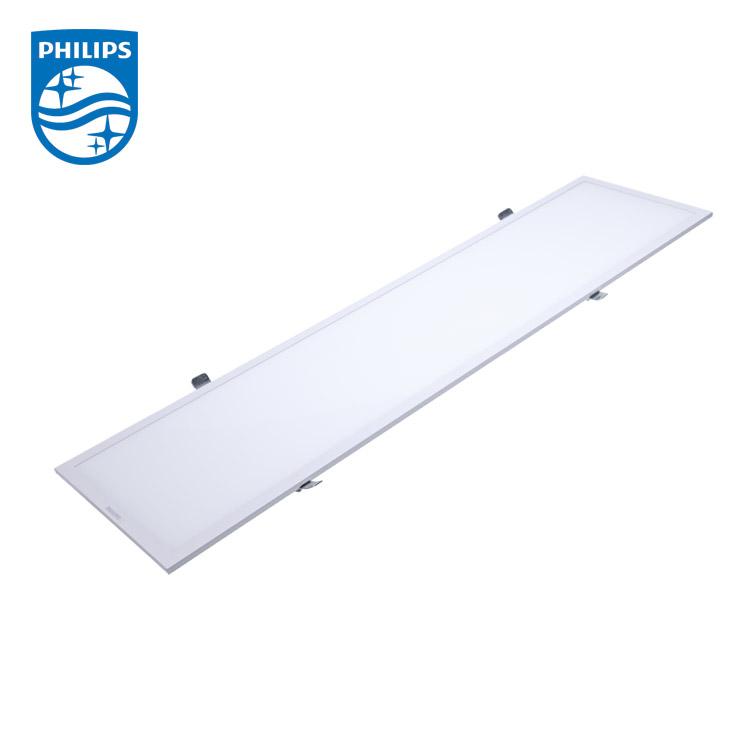 Philips 1200mm length 300mm width led ceiling panel light RC091V  LED26S 4000K/6500K  PSU for Office building