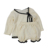 baby girl sets casual longsleeve lace hem halter baby cute wear white top and shorts sets