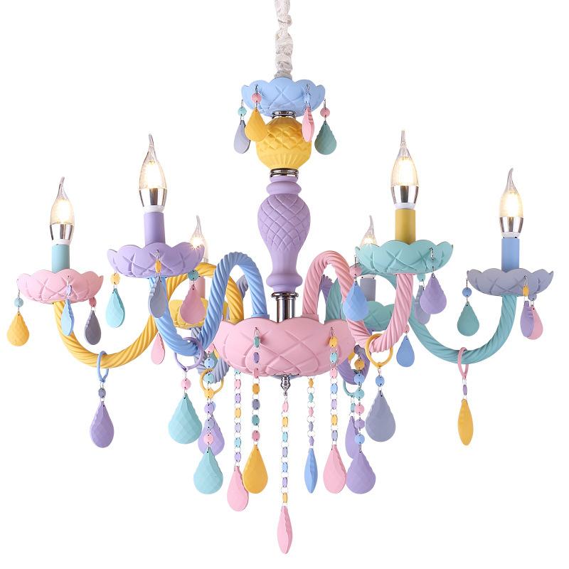 Kenya shop online 10 arms pendant chandelier kids modern lights ceiling