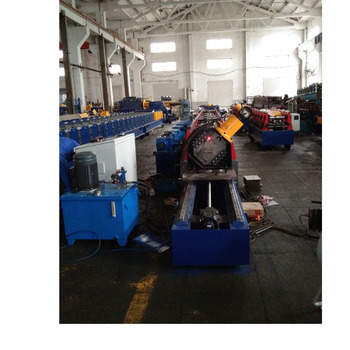 custom made roll auction roll forming machine flow rack