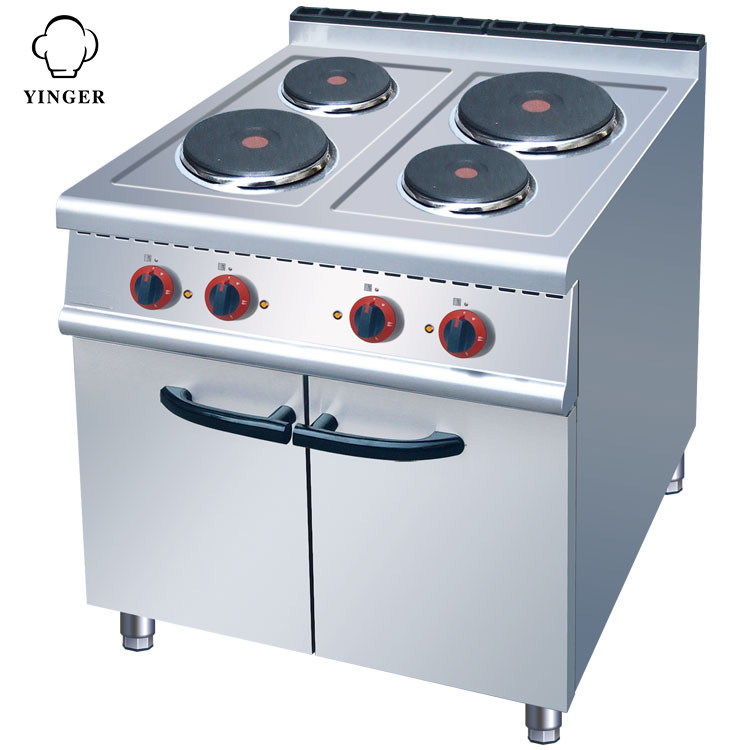 <strong>Commercial</strong> <strong>Electric</strong> hot plate <strong>cooker</strong> 4 Burner <strong>Electric</strong> Hot Plate with Cabinet