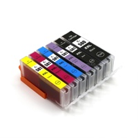 Eco-friendly Premium Ink Cartridge For Canon PIXMA TS6350/TS8350 PGI-580XXL,CLI-581XXL Series Printer Ink Cartridge