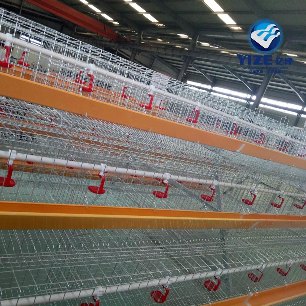 Hot Selling Good Quality uae farm poultry equipment for sale chicken layer cage animal cage battery cage
