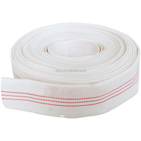 "Good quality and Best price pvc pu epdm rubber lining pipe 3"" 17bar lay flat hose"